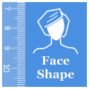 http://ios.vistechprojects.com/app/faceshapemeter